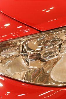Free Luxury Car Detail Royalty Free Stock Image - 4655206