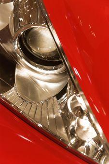 Free Luxury Car Detail Royalty Free Stock Photo - 4655215