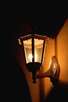 Old Lantern Stock Images