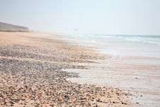 Free Beach On Socotra Island Royalty Free Stock Image - 4656696