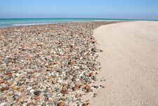 Free Beach On Socotra Island Stock Photography - 4656812