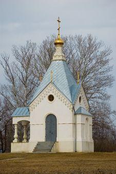 Free Small Cossack Chapel Stock Photos - 4657523