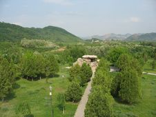 Free Tomb Of Ancient Koguryo Kingdo Stock Image - 4657711
