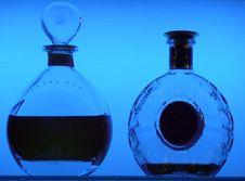Free Whisky Bottles Stock Images - 4657864
