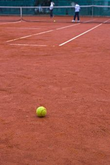 Free Tennis Royalty Free Stock Photo - 4658305