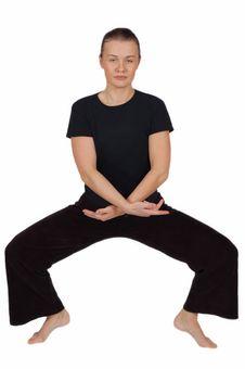 Free Yoga Royalty Free Stock Photos - 4658568
