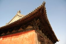 Free Ancient Architecture Royalty Free Stock Photography - 4658657
