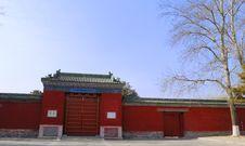 Free Palace Gate Royalty Free Stock Image - 4658766