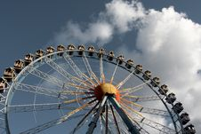 Free Observation Wheel Royalty Free Stock Photo - 4658805