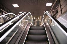 Free Escalators Stock Images - 4659834