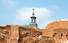 Free Ruin Of Old Castle Stock Photography - 4659962