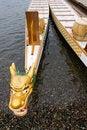 Free Dragon Canoe Royalty Free Stock Image - 4665956