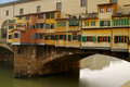 Free Ponte Vecchio, Florence, Close Up Royalty Free Stock Images - 4667879
