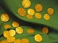 Free Golden Coins Royalty Free Stock Photos - 4668768