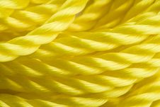 Free Yellow Rope Stock Photo - 4660250
