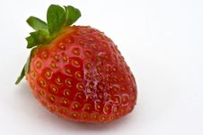 Free Ripe Strawberry Royalty Free Stock Photos - 4660288