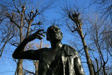 Free Auguste Rodin Stock Photography - 4660392