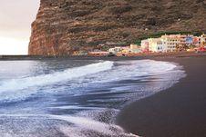 Shore Of La Palma Royalty Free Stock Images