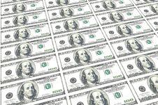 Free Money Background Royalty Free Stock Photos - 4662258