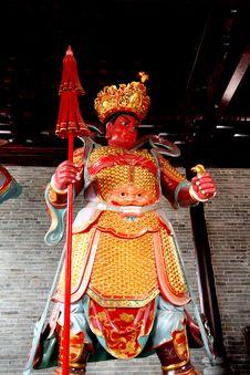 Free The Buddhist God Stock Image - 4662611