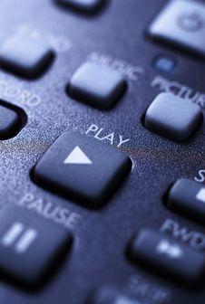 Free A Closeup Of A Remote Control Stock Photos - 4663323