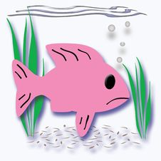 Free Fish Bubbles Royalty Free Stock Photography - 4664187