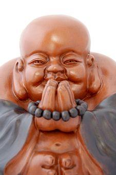Free Praying Buddha Statue Royalty Free Stock Images - 4665509