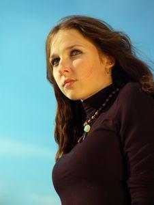 Free Beautiful Teenage Girl Royalty Free Stock Image - 4665526