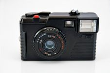 Free Old Camera From The Museum Royalty Free Stock Photo - 4666135