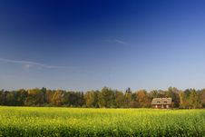Free Beautiful Countryside Landscape Stock Image - 4666381