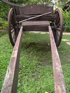 Free Old Cart Stock Photos - 4666393