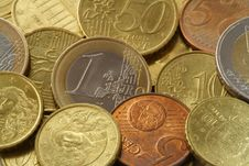 Free Euro (cent) Stock Photography - 4666652