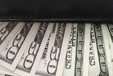 Free Wallet And Money Stock Image - 4667171