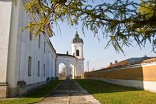 Free The Old Monastery Stock Photography - 4667502