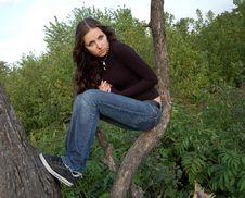 Free Beautiful Teenage Girl Stock Photography - 4668022
