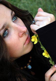 Free Beautiful Teenage Girl Stock Photos - 4668043