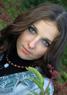 Free Beautiful Teenage Girl Stock Photos - 4668453