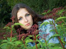 Free Beautiful Teenage Girl Stock Image - 4668461