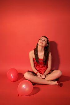Free Balloons Royalty Free Stock Photos - 4668578