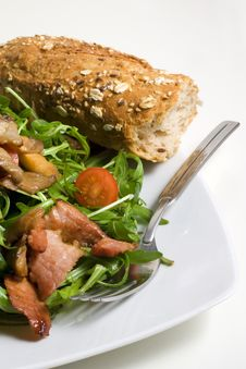 Tasty Salad Royalty Free Stock Image