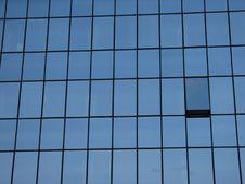 Free Breaking Blue Pattern Stock Photo - 4669220