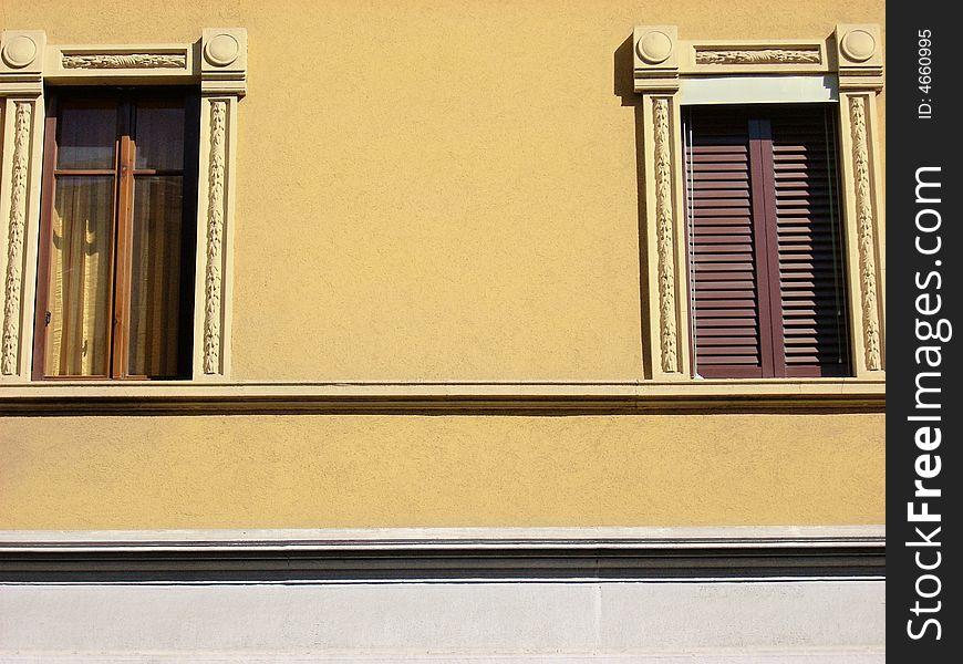 Windows building