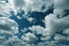 Free Cloudscape Royalty Free Stock Photography - 4670167