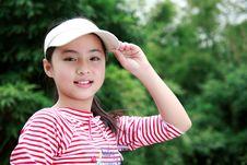 Free Yangxi Girl Royalty Free Stock Photo - 4670915