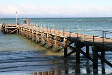 Free Ocean Pier Royalty Free Stock Images - 4671119