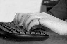 Free Typing Stock Photography - 4671352