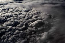 Free Clouds - View From Flight 7 Royalty Free Stock Image - 4671826