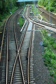 Free Railroad Stock Photo - 4672080