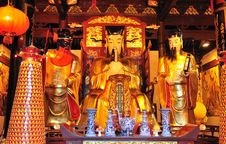 Free Chinese Buddhist Shrine Stock Photos - 4672383