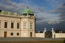 Free Belvedere, Vienna Stock Images - 4673294